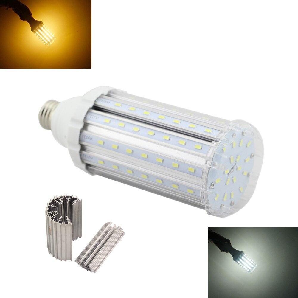 LED High Bay E40 Base Light SMD5730 LED Lamp E40 25W 30W 35W LED Corn Light 360degree Warm White/Cold White Corn Bulb<br><br>Aliexpress