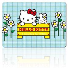 hello kitty mouse pad Can be washed mousepad laptop anime mouse pad gear notbook computer gaming mouse pad gamer play mats(China)
