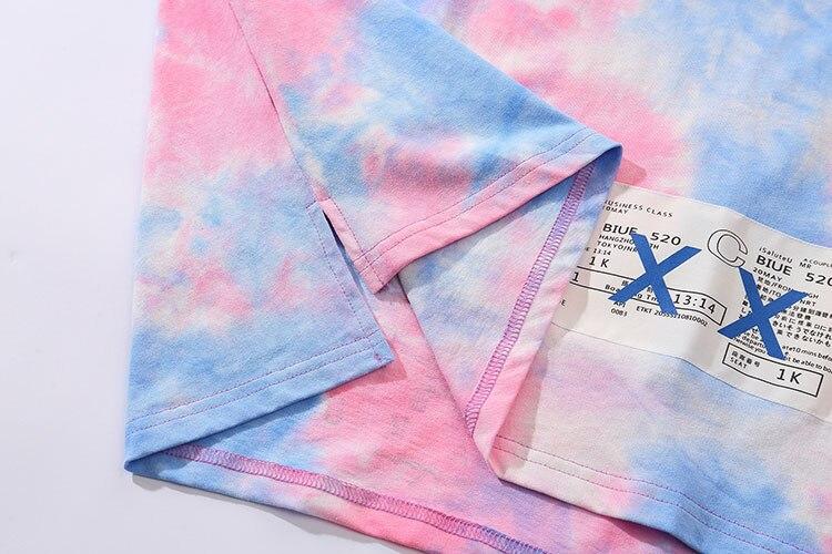 2Pac Tie Dye Tshirts 5