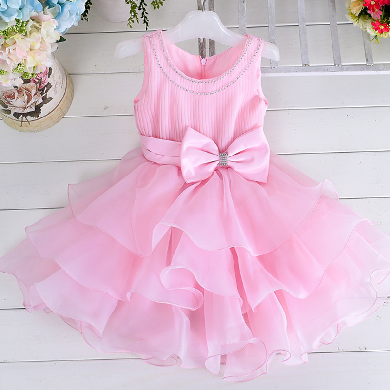 Girls easter dresses evening toddler teen age size 2t 3t 4t 5 6 7 8 years infant princess dress for birthday wedding party<br><br>Aliexpress