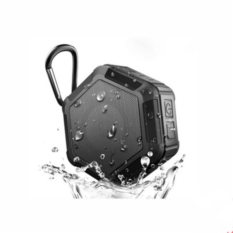 Newrixing M5 Waterproof Wireless Bluetooth Speakers Portable Outdoor Sports Boombox Music Mp3 Player For Bike Bathroom