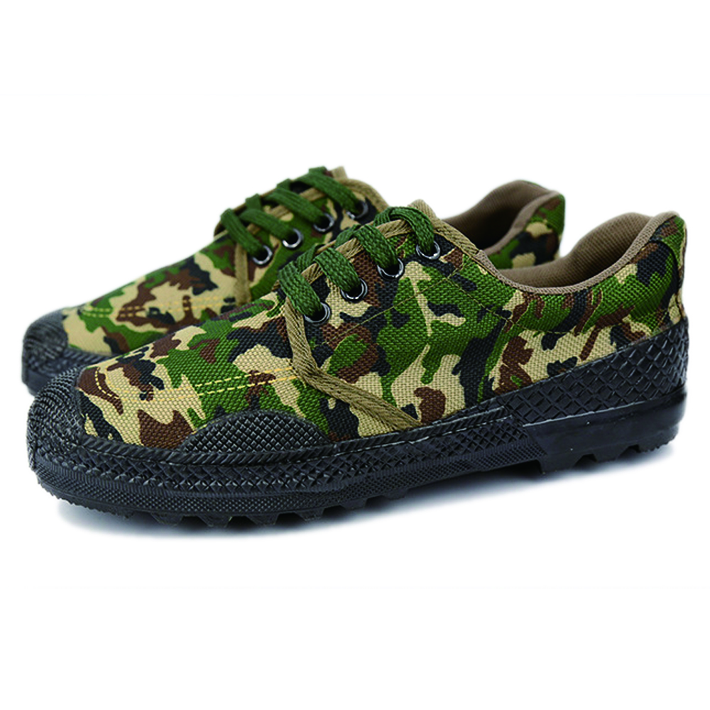 G-LIKE Military Training Outdoor Lightweight Safety Shoe Footwear Rubber Sole Men Women Camouflage