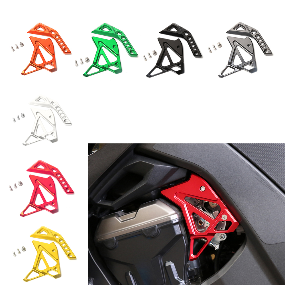 Motorcycle Accessories CNC Aluminum Frame Fuel Injection Injector Cover Protector Guard For KAWASAKI Z1000 2014-2016 14 15 16<br>