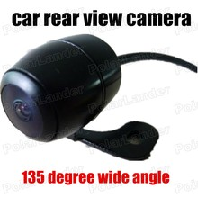 best selling high quality hot sale 135 super wide view angle waterproof Car Rear view Camera  Reverse Backup Camera