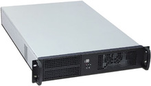 19-inch rack Server Computer case Industrial lengthen Chassis 2U660mm  rear window Can be replaced