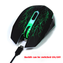With Retail Box Rechargeable Wireless mouse LED Optical silent mouse gaming mouse for computer with built-in Li battery