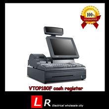 VTOP180F cash register Commercial POS touch screen integrated machine energy saving commercial cash register