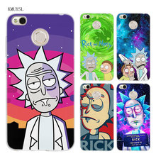 Buy KMUYSL Rick Morty Season TPU Transparent Soft Case Cover Xiaomi Redmi Note 4X 4 4A 5 Mi A1 Plus for $1.97 in AliExpress store
