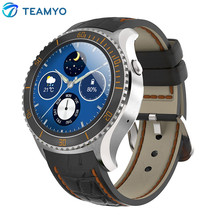 New GPS Smart Watch Bluetooth Smartwatch With Facebook Twitter Weather Goodle Play WIFI Map Heart Rate Monitor For Android Phone