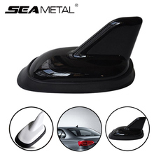Car Antenna Auto Roof Shark Fin Antenna Universal For Volkswagen VW Golf 5 6 Tiguan Sagitar CC Passat For AUDI A4 A6 A1 A3 A5 Q7(China)