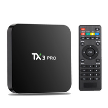XGODY TX3 Pro TV Box Android 7.1 Amlogic S905X Quad Core 1GB 8GB KODI 17.1 Fully Loaded Internet TV Receiver Android Box Wifi 4K