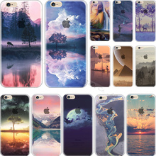Luxury Soft TPU Cover For Apple iPhone 6 iPhone 6S iPhone6 iPhone6S Case Cases Phone Shell Painted Smile Sexy Goddess PJT GNH AW