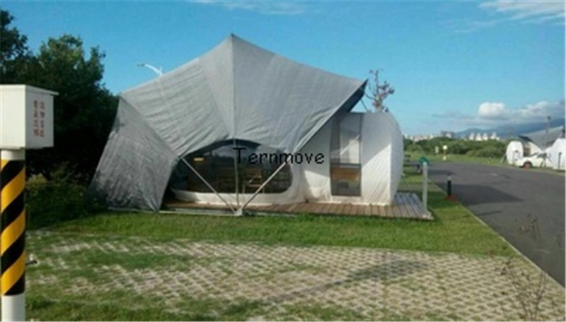 clear Inflatable Bubble Camping Tente
