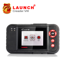100% Original Launch Creader VIII Code Reader Same Function as CRP Creader 8 ENG/AT/ABS/SRS EPB SAS Oil Service Light resets