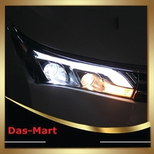 Car Accessories For Toyota Corolla 2014 2015 2016 Head Lamp Headlight Modify Custom