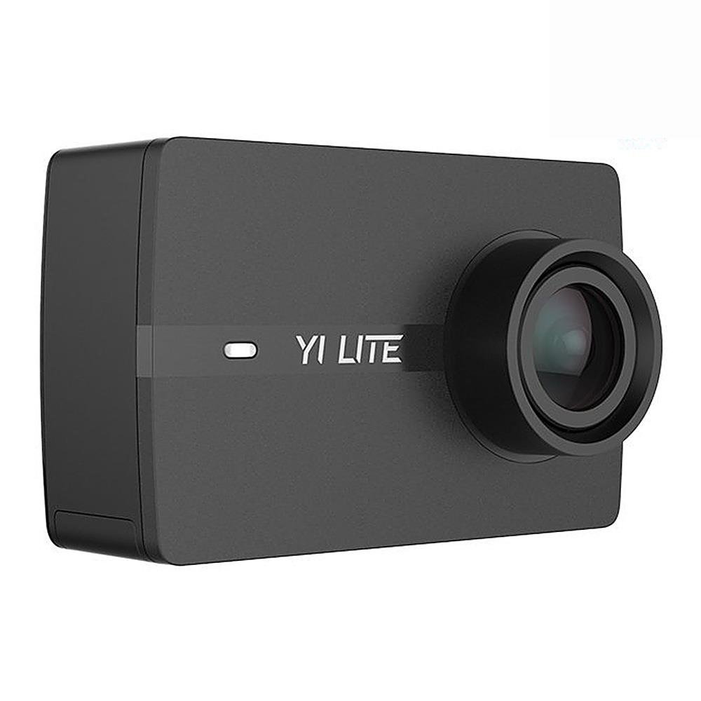 YI LITE ACTION CAMERA 16MP REAL 4K SPORTS ACTION CAMERA WITH BUILT IN WIFI 2 INCH 6