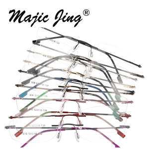 Hinged Eyeglasses Sp...