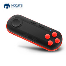MOCUTE 051VR Trendy Virtual Reality Game Pad Controller Bluetooth Wireless Shutter Game Gamepad Portable Control Joystick(China)