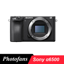 Sony Alpha a6500 Mirrorless Digital Camera -24.2MP -UHD 4K Video -5-Axis Stabil (Body only Brand New)(China)