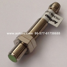 FRCM8-1.5DN NPN cylinder Inductive connector proximity sensor china manufacturer