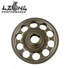 LZONE RACING - Racing Light-Weight Crank Pulley For CIVIC FD2 FD2R 2.0 K20A JR-CP005