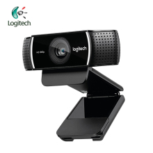 Logitech C922 HD 1080P WebCam Full 720P Built-in Microphone Video Call Recording Background Switch Support Official Inspection