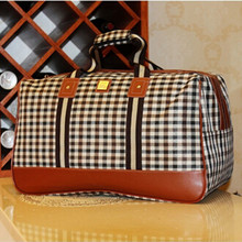 Dual 11 Fashion 2014 Hot Sale Large Capacity Waterproof size 50*30*25cm women travel bag handbag Luggage 9 Styles LY0034