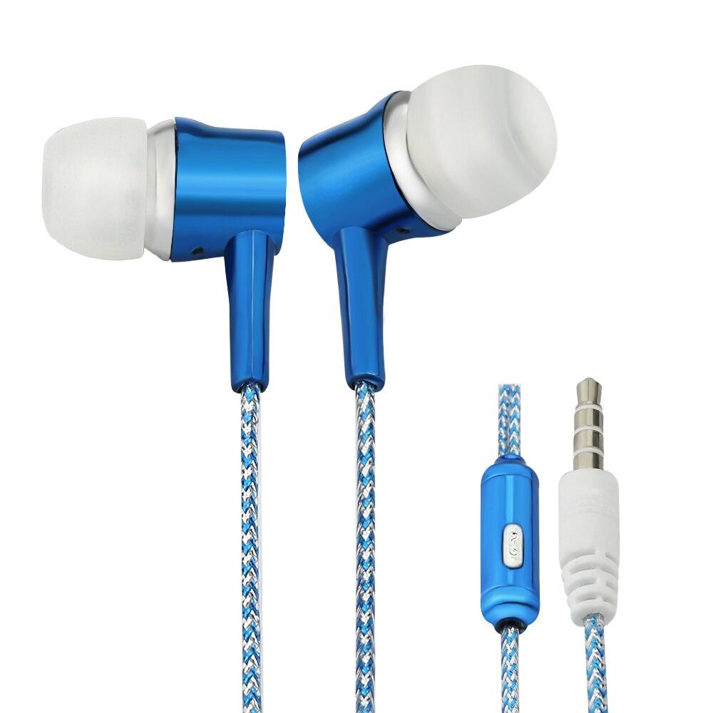 Portable Bass Sexy Perfume Headset Wired Earphones Earin 3.5mm Jack Universal Earphones Handsfree Mic For Xiaomi iPhone MP3<br><br>Aliexpress