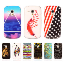 GT-S7562 Case Cartoon Phone Case For Samsung Galaxy S Duos 2 s7562 7560 7562 S7582 Trend Plus S7580 GT-S7562 Silicone Case Cover(China)