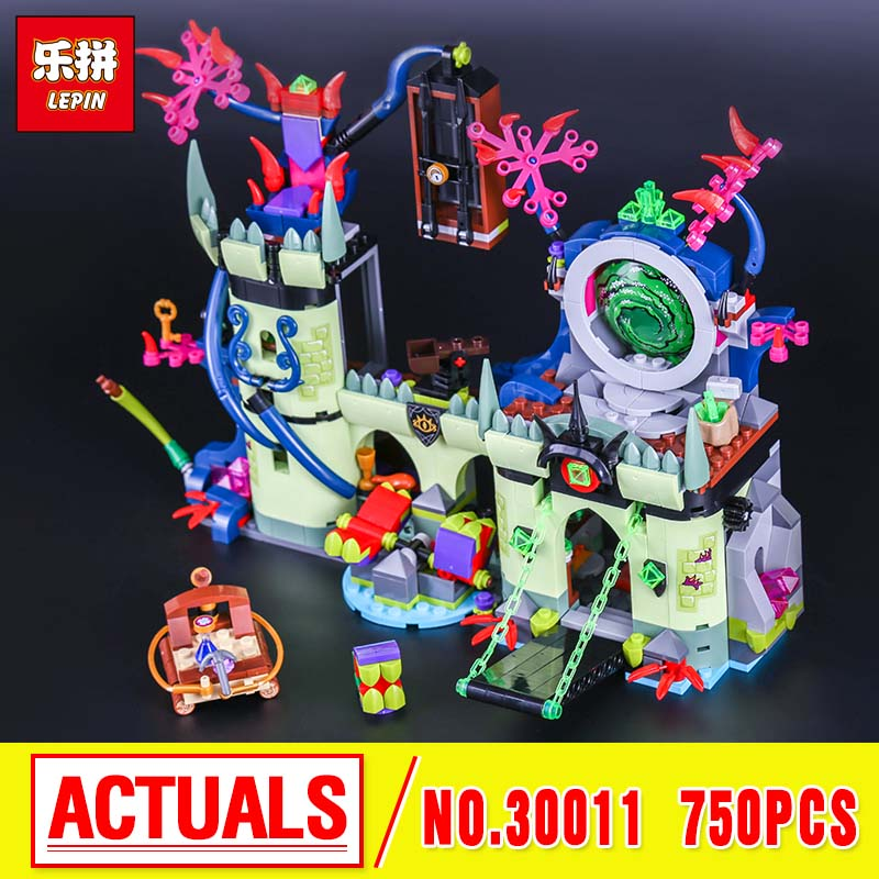 Lepin 30011 Genuine The Breakout from the King`s Fortress Set 750Pcs Creative Series  Building Blocks Bricks Toy 41188 boys girl<br>