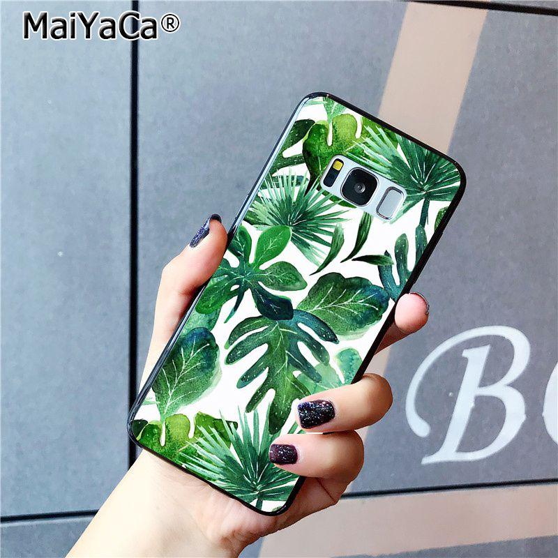 Palm tree Leaves pattern