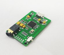 USB DAC Decoder  Portable Phone OTG  PCM2706 Support I2S and SPDIF 3.5mm Audio Socket Analog Output  Headphone amplifier board