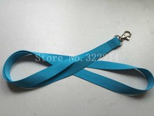 5pcs/lot Hot Sell Blue Mobile Phone Accessories Cell Phone Camera ID Card Grey Neck Straps Lanyard Gifts