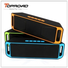 Subwoofer Portable Bluetooth Speaker Caixa de som Wireless altavoz TF USB Radio FM Boombox Mic Dual Bass Sound for PhoneComputer