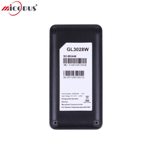 Mini WCDMA GL3028W Car GPS Trackers Waterproof 2600mah Battery Designed For Lone Worker Vehicle Pet Asset Tracking Application(China)
