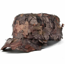 Tactical Conceal Camouflage Flat Cap Camo Sniper Quick Dry Paintball Baseball Cap Army Combat Snapback Hat Men Jungle Bionic