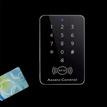 Rfid Lock System 125KHz Door RFID Card Password Access Controller with Keypad Machine Controller Keypad +10 ID Card Reader