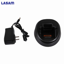 LASAM PMTN4086A desktop charger adapter for motorola gp2000 gp2100 gp2000s sp66 cp125 axv5100 axu4100 vl130 gp020 ax series(China)