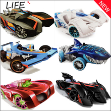 Free Shipping Mini Car Models Metal Diecast Hot Wheels Cars Pixar Brinquedos Collection Kids Toys Vehicle For Children Juguetes