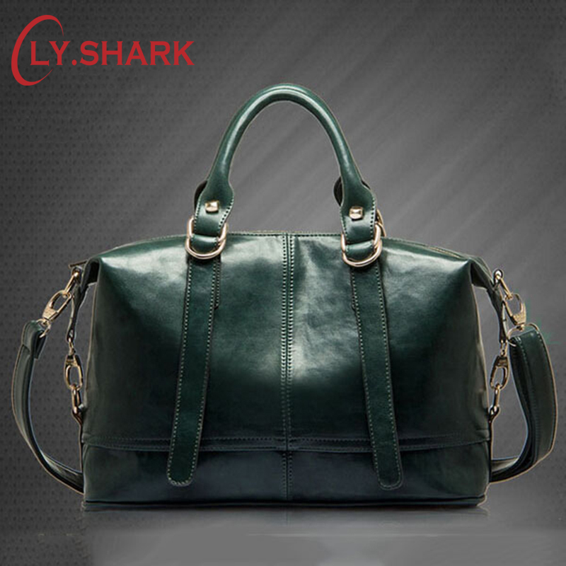 LY.SHARK Boston Women bag ladies women Messenger bags for women vintage designer handbags high quality famous brands tote bag<br>