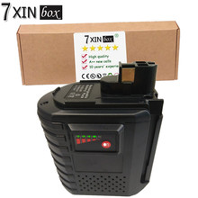 7XINbox 24V 3.0AH BAT019 Rechargeable Battery For Bosch GBH 24VFR GBH 24VRE GBH 24VR BAT020 BAT021 Ni-MH 3000mAh(China)