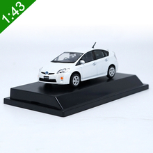 Brand New Original  Box 1:43 TOYOTA PRIUS boutique alloy Car Model Toys for children kids toys Gift free shipping