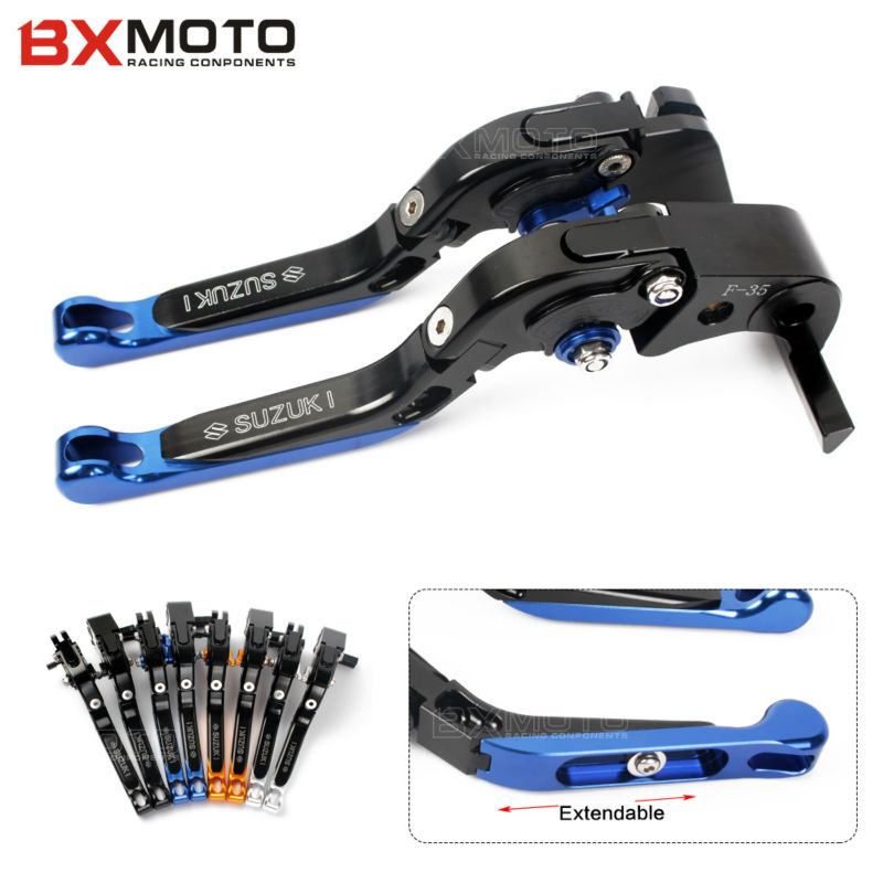 Motorcycle CNC Aluminum Brake Cutch Levers Set For SUZUKI GSXR 600/750 2011-2015 GSXR1000 2009-2015<br><br>Aliexpress