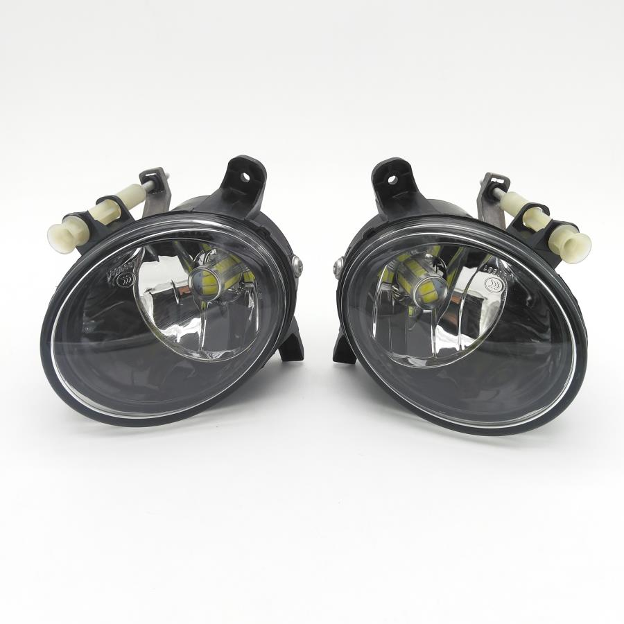 LED Light For Audi Q5 2009 2010 2011 2012 2013 2014 2015 2016 2017 Car-styling Front LED Bulb Fog Light Fog Lamp<br>
