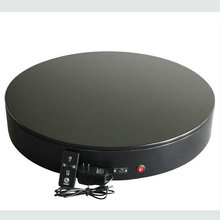 3 Speed Change Remote And Manual Control 60/90/120 Secs/Circle 60X10CM Electric Turntable Display Stand Rotary Model Show(China)