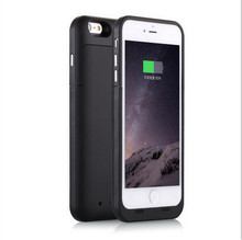 2017 New High capacity 6 PLUS 6S PLUS Extended Battery Case [6800mah] For iPhone 6 Plus 6S Plus 5.5 inch Battery Case