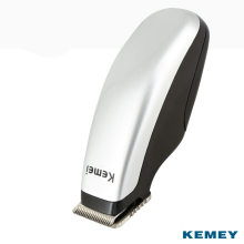 Kemei Men And Children Battery Operated Hair Clipper Hair Trimmer(China)