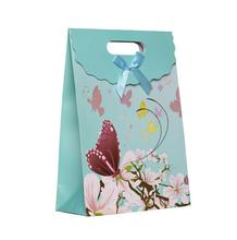 12x6x16cm Paper Candy bag Gift paper Bag Food Packaging wedding favors wedding accessories candy packaging supplies