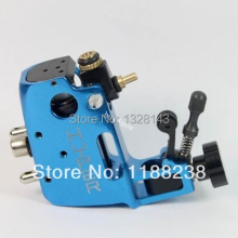 High quality Professional Blue Swiss Motor tattoo gun Stigma Hyper V3 Rotary Tattoo Machine Liner& Shader Top Free shipping(China)