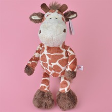 45cm NICI Forest Giraffe Plush Toy, A birthday presentBaby Originality  Gift Kids Toy Wholesale with Free Shipping